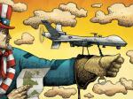 Drones américains
