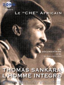 Thomas Sankara l'homme intègre